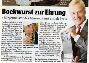24. Juni 2004 Hamburger Morgenpost