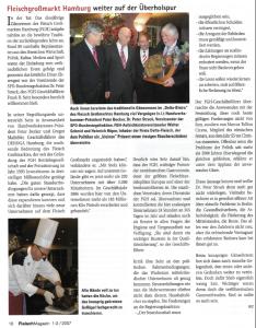 Januar 2007 Fleischermagazin