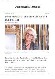 Hamburger Abendblatt 18. März 2016