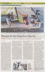 HH-Abendblatt 19. August 2016