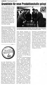 29. Oktober 2003 Allgemeine Fleischerzeitung