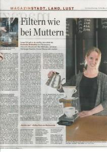Hamburger Abendblatt 15./16. März 2014